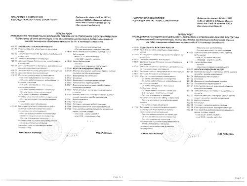 Субподрядчик строительных работ ОООАлекс Строй Групп_2
