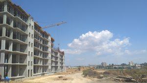 Ход строительства дома №6