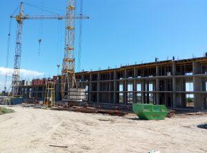Строительство Дома 6