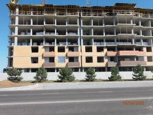 Квартиры Цветной Бульвар с цветными фасадами