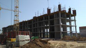 Строительство Дома №6